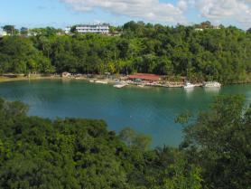 Provincie Matanzas - řeka Canimar