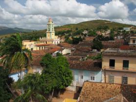 Sancti Spiritus s městem Trinidad