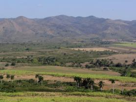 Provincie Sancti Spiritus - Údolí cukrovarů