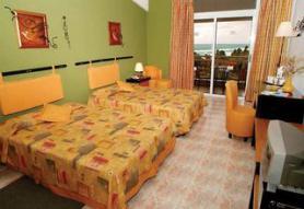 Kubánský hotel Barcelo Solymar Arenas Blancas - ubytování
