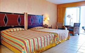 Jeden z pokojů v hotelu Blau Varadero, Kuba