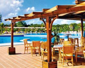 Terasa u hotelu Blau Varadero, Kuba