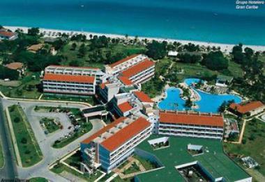 Pohled na hotel Barcelo Solymar Arenas Blancas, Varadero