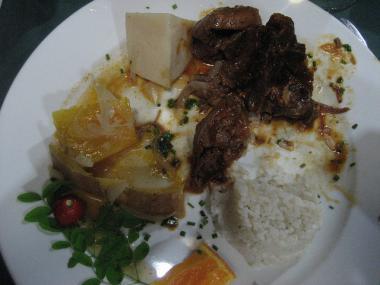 Kubánské jídlo