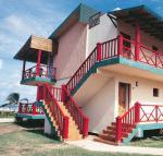 Kubánský hotel Brisas Covarrubias